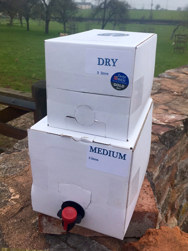 Cider-boxes